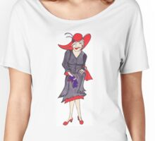 Red Hat Lady Women's Relaxed Fit T-Shirt