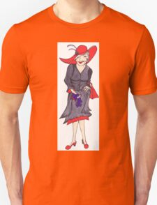 Red Hat Lady Unisex T-Shirt