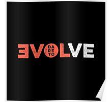 Dare To Evolve Poster