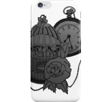 Time locked away iPhone Case/Skin