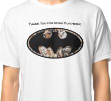 Dog and Cat Man Classic T-Shirt