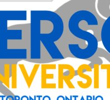 Ryerson with Ram Sticker