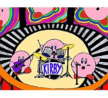 Kirby Band Photographic Print