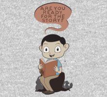 I'm The Storyteller One Piece - Short Sleeve