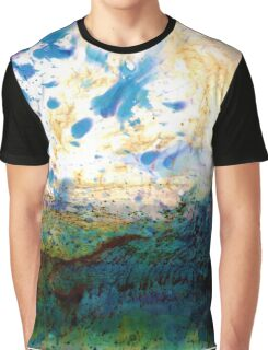 Otherworldly Landscapes Graphic T-Shirt