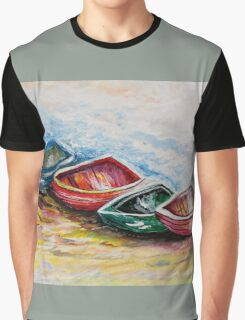 In From the Sea Graphic T-Shirt