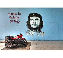 Che Bike  Photographic Print