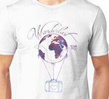 Galaxy Wanderlust Unisex T-Shirt