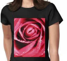 After Shower Womens Fitted T-Shirt