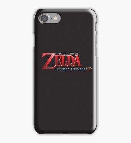 The Legend Of Zelda -Twilght PrincessHD iPhone Case/Skin