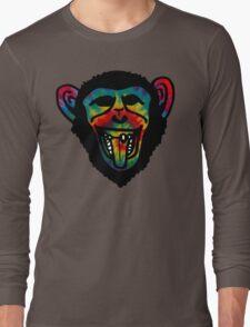 Iron Chimp Tye Die Long Sleeve T-Shirt