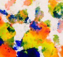 Camouflaged Love  Sticker