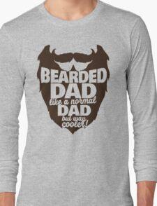 BEARDED DAD TEE Long Sleeve T-Shirt