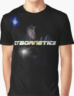 Cybornetics: Urban Cyborg - By 360 Sound and Vision Graphic T-Shirt
