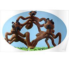 Ants Eye View Poster