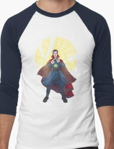 Doctor Strange - Sanctum Sanctorum Men's Baseball ¾ T-Shirt
