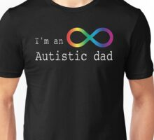Autistic Dad Unisex T-Shirt