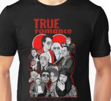 True Romance character collage art Unisex T-Shirt