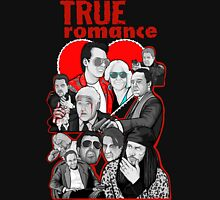 True Romance character collage art Unisex T-Shirt