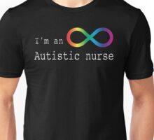 Autistic Nurse Unisex T-Shirt