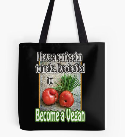 Confession Tote Bag