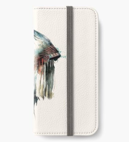 Headdress iPhone Wallet/Case/Skin
