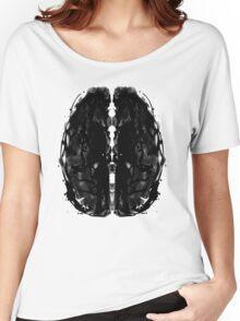 Inkblot Brain Women's Relaxed Fit T-Shirt