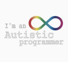 Autistic Programmer Kids Tee