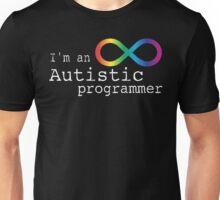 Autistic Programmer Unisex T-Shirt