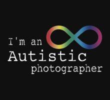 Autistic Photographer One Piece - Short Sleeve
