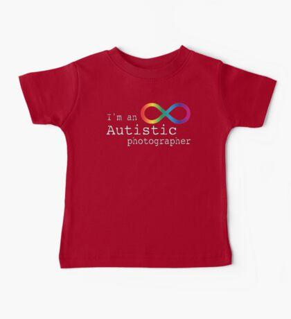 Autistic Photographer Baby Tee