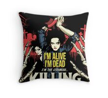 TFTS | Killing Throw Pillow