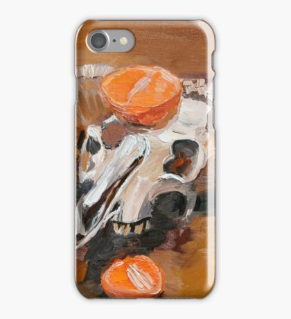 Tangelo ram iPhone Case/Skin