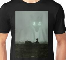 He who hunts alone Unisex T-Shirt