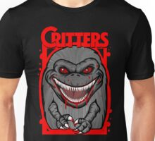 Critters Crite shirt 80s horror cult classic Unisex T-Shirt