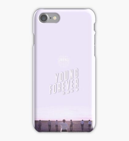 BTS/Bangtan Sonyeondan - Young Forever (Blue) iPhone Case/Skin