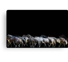 Collective Movement Canvas Print