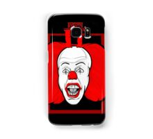 Stephen King It Pennywise the clown Samsung Galaxy Case/Skin