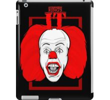 Stephen King It Pennywise the clown iPad Case/Skin