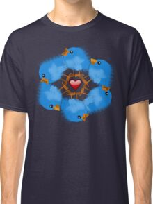LOVE BIRDS Classic T-Shirt