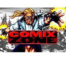 Comix Zone (Sega Genesis) Photographic Print