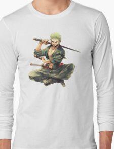 Roronoa Zoro Long Sleeve T-Shirt
