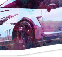 NISSAN GTR Sticker