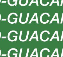 Guacamole Sticker