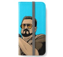 Duck hunting on Shabbos (Digital Duesday #1) iPhone Wallet/Case/Skin