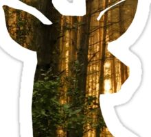 Forest Deer Sticker