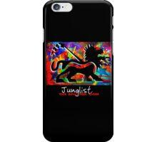 THE SPILT INK. Junglist iPhone Case/Skin