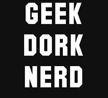 geek dork nerd Unisex T-Shirt