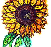 Sunflower Sizzle by Linda Callaghan