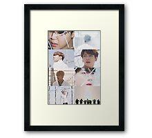 BTS/Bangtan Sonyeondan -Young Forever Scenes #1 Framed Print
